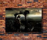 T1979 20x30 24x36 Silk Poster Stalker Game Art Print