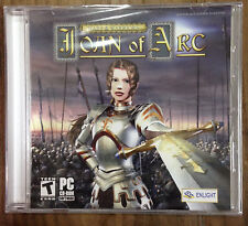 NEW*SEALED PC GAME JOAN OF ARC (PC) (CD) BRAND NEW FACTORY SEALED