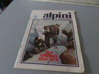Alpino Storia Y Leyenda - Fascículo 10-1981 Rizzoli Editorial - Excelente Stato