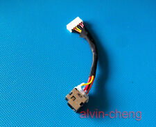 FOR HP Compaq CQ60-419WM CQ60-421 CQ60-420US DC Jack Cable Harness 486637-001
