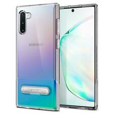 Galaxy Note 10 Case, SPIGEN Slim Essential S Shockproof Cover - Crystal Clear