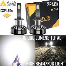 H1 Fog Light Lamp|Headlight Bulb,Removable adapter Holder for Easy Installation