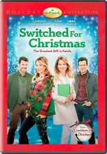 SWITCHED FOR CHRISTMAS New Sealed DVD Hallmark Channel Candace Cameron Bure