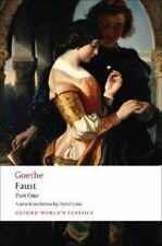 Faust, Part One Oxford World's Classics Pt. 1