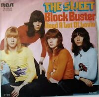 "THE SWEET⚠️Unplayed⚠️1973-7"" Block Buster/Need a lot of...-RCA-7416235-Germany"