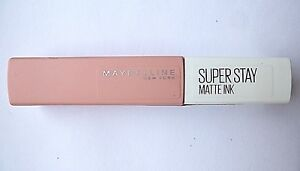Maybelline Superstay Matte Ink 5ml - Please Choose Shade:Barcode Sealed