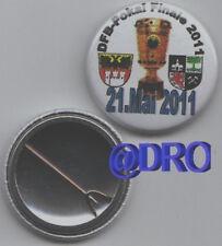 DFB Pokal Finale Endspiel Berlin + Button + 21.05.2011