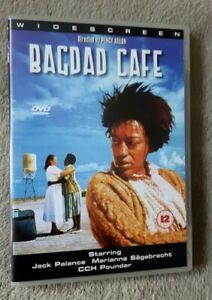BAGDAD CAFE (1987) Jack Palance. CCH Pounder film. Arrow. UK R2 DVD EXCEL CON