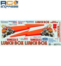 Tamiya Sticker CW-01 Lunchbox TAM9495470