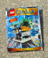 Lego Chima Limited Edition Polybag Retired  g37