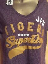 Superdry Cotton Blend T-Shirts for Women
