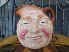 "Royal Doulton ""John Barleycorn"" Large Toby Mug Jug D5327 Limited Edition Signed"