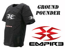 New Empire Ground Pounder Padded Chest Protector Vest Armor Se 2Xl/3Xl Paintball