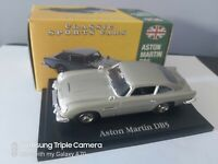 ATLAS EDITIONS 'CLASSIC SPORTS CARS' 4 656 101 - ASTON MARTIN DB5 - SILVER