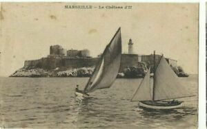Cards Postal Antique Marseille 8