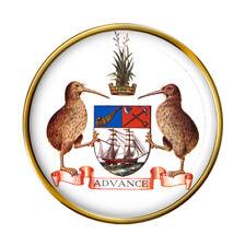 Auckland (New Zealand) Pin Badge