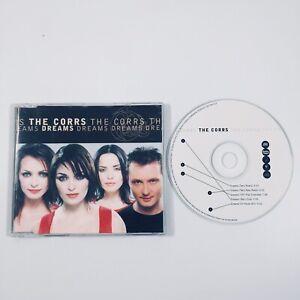 The Corrs - Dreams (1998) 5 Track CD Single AT0032CD