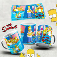 The Simpsons (Characters) MUG 110Z  (2)