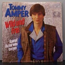"(o) Tommy Amper - Wild Und Frei (Promo 7"" Single)"
