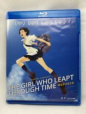 The Girl Who Leapt Through Time (Blu-ray/DVD, 2016, 3-Disc Set, Canadian)