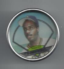 Barry Bonds 1990 Topps ML Baseball Photo Coin Pirates + Donruss Tin
