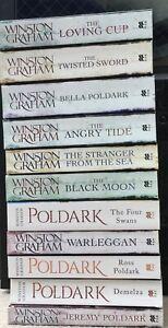 Winston Graham: Poldark Series 11 Books Collection