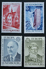 Timbre LUXEMBOURG Stamp - Yvert et Tellier n°957 à 960 n** (Cyn20)
