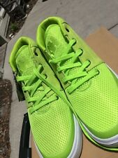 ANDROID HOMME DAY GLOW YELLOW MID SNEAKER SZ 11 !!! NEW !!!