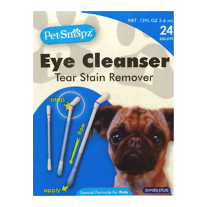 Pet Snapz  Eye cleaner tearstone tear stain remover - 3-Pack