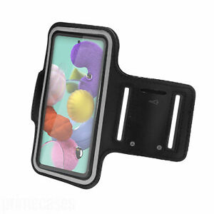 Gym Running Jogging Arm Band Sports Case Holder for Samsung Galaxy Smartphones