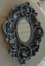 Beautiful Decorative Wall Mirror - Resin Frame - Light Weight - VGC - ORNATE