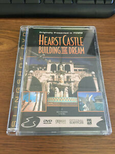 IMAX - Hearst Castle: Building the Dream (DVD, 1999)