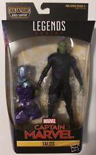 Marvel Legends Talos Action Figure (Kree Sentry BAF Series)