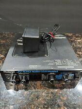 ROLAND JV-1010 HALF RACK 64-VOICE SYNTH SOUND MODULE W/ POWER CORD.