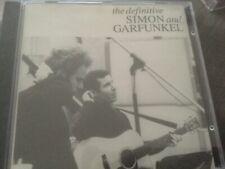 SIMON AND GARFUNKEL BEST OF CD BOXER BRIDGE SILENCE HOMEWARD EMILY AMERICA HAZY
