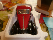 Franklin Mint 1936 Bugatti Type 57SC 1:24