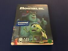 Monsters, Inc. 2D/3D Limited Steelbook KE NO 3 - 145/800 Kimchi 1/4 Slip Edition