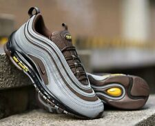 Nike Air Max 97 Premium 'Reflective' AV7025-001 Grey Brown UK 3.5 EU 36 23cm New