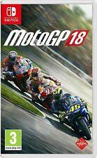 MotoGP 18 Nintendo Switch-vendedor de Reino Unido envío de primera clase