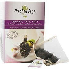 Mighty Leaf Tea - Black Tea Organic Earl Grey -15 Tea Bags