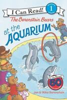 NEW - The Berenstain Bears at the Aquarium (I Can Read Level 1)