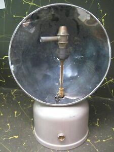 Tilley kerosene radiant heater, A. W. Thacker Co.