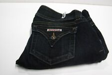 HUDSON BOOT CUT JEANS SIZE 26 RN#107906 Inseam is 27 has been mended