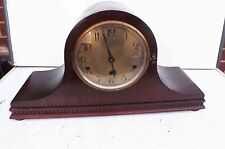 Napolean Hat Antique Mantel & Carriage Clocks with Chimes