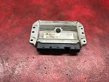 2004 RENAULT SCENIC ENGINE ECU 82000321263