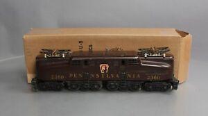 Lionel 2360 Vintage O Pennsylvania GG-1 Pwd. Electric Locomotive
