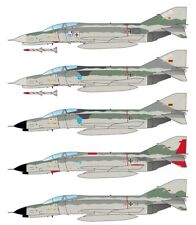 "Caracal Decals 1/48 Luftwaffe McDonnell F-4F Phantom II ""Norm 81"" # 48136"