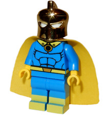 **NEW** LEGO Custom Printed - CHROME DOCTOR FATE - Dr Injustice Minifigure