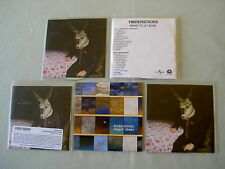 TINDERSTICKS job lot of 5 promo CDs Nenette Et Boni (2CD) Were We Once Lovers?