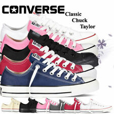 Converse Women Men Unisex All Star CLASSIC Chuck Taylor Trainers Shoes